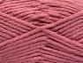 Composition 72% Acrylique haut de gamme, 3% Métallique Lurex, 25% Laine, Rose Pink, Brand ICE, fnt2-58205