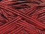 Composition 90% Métallique Lurex, 10% Polyamide, Red, Brand ICE, fnt2-58242