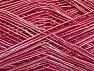 Composition 55% Polyamide, 45% Viscose, Pink Shades, Brand ICE, fnt2-58248