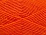 Composition 60% Acrylique, 40% Laine, Light Orange, Brand ICE, fnt2-58336