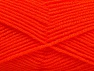 Composition 60% Acrylique, 40% Laine, Neon Orange, Brand ICE, fnt2-58337