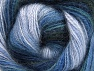 Composition 50% Acrylique, 50% Mohair, Navy, Lilac Shades, Brand ICE, Blue Shades, fnt2-58362