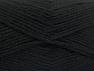 Composition 50% Acrylique, 50% Laine, Brand ICE, Black, fnt2-58366