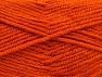 Composition 50% Acrylique, 50% Laine, Orange, Brand ICE, fnt2-58377
