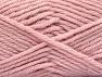 Composition 72% Acrylique haut de gamme, 3% Métallique Lurex, 25% Laine, Light Pink, Brand ICE, fnt2-58455