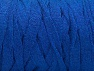 Composition 100% Recycled Cotton, Brand ICE, Dark Blue, Yarn Thickness 6 SuperBulky  Bulky, Roving, fnt2-60131