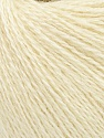 Fiber Content 50% Silk, 40% Merino Superfine, 10% Kid Mohair, Brand ICE, Cream, Yarn Thickness 1 SuperFine  Sock, Fingering, Baby, fnt2-37005