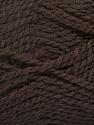 Fiber Content 60% Virgin Wool, 40% Acrylic, Brand ICE, Dark Brown, Yarn Thickness 2 Fine  Sport, Baby, fnt2-43530