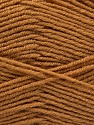 Fiber Content 55% Virgin Wool, 5% Cashmere, 40% Acrylic, Brand ICE, Camel, Yarn Thickness 2 Fine  Sport, Baby, fnt2-47155